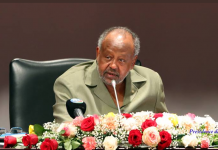 Djibouti President Named World Leader of Tourism