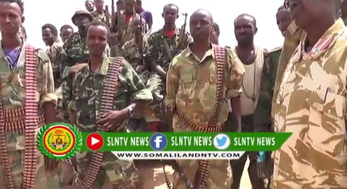 Heavy fighting resumes near Somaliland - Puntland border town